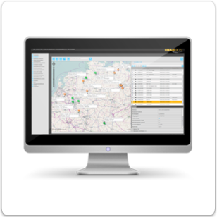 inViu is ENAiKOON's online fleet and tracking management portal