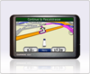 Garmin nüvi was developed to display route planning and other useful driving information for truck drivers.
