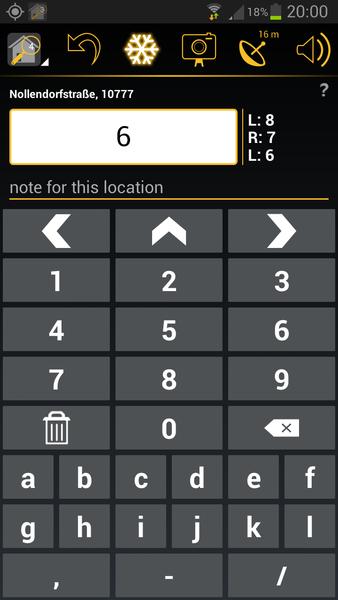 keypad mapper