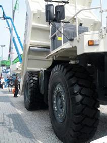 Bauma_Mining_Truck