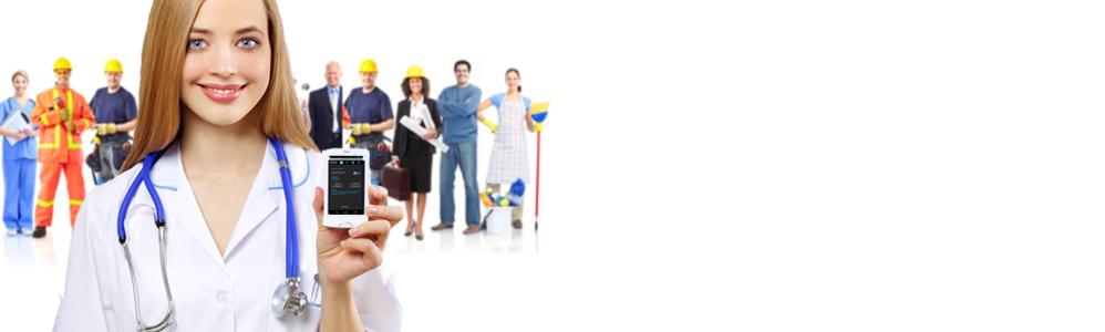 Die ENAiKOON Lösung für das Management mobiler Mitarbeiter