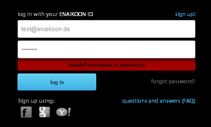 ENAiKOON iD blocked?