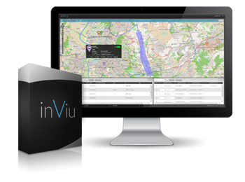 inViu is the ideal web portal to view your important trackables