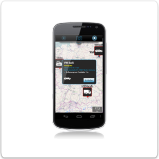 ENAiKOON fleet dispatch mobile application
