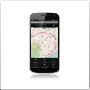 empiece a rastrear rutas con inViu routes