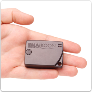 ENAiKOON devices: the advanced, technical aspect of the devices allow it to locate and analyse a wide range of data.