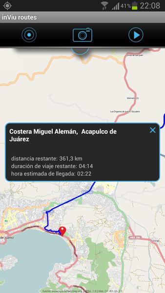 planificador de rutas