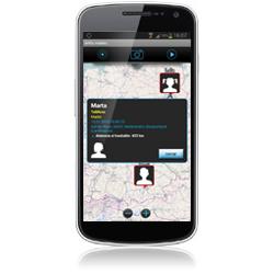 Las app de ENAiKOON permiten rastrear sus activos y conectarse con su equipo usando su teléfono móvil.